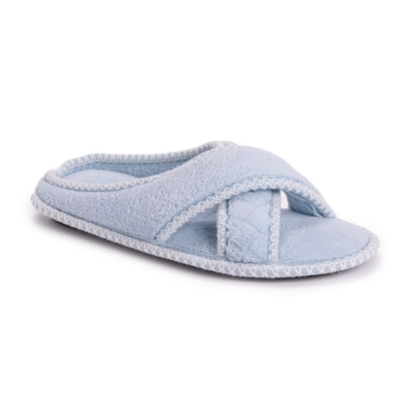Muk Luks Women's Ada Crossband Slipper