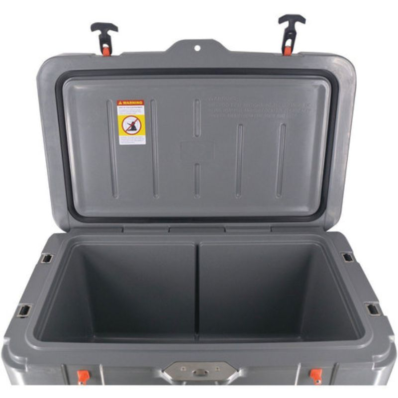 Frigidaire 70-Quart EXTREME Rotomolded Hard Cooler with Thermometer-Daily Steals