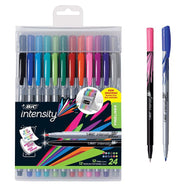 BIC Intensity Fineliner Marker Pens - 24 Count-Daily Steals