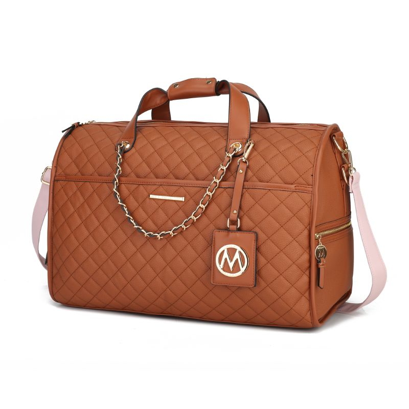 MKF Collection By Mia K Lexie Duffle