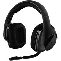 Logitech G533 Wireless Gaming Headset - DTS 7.1 Surround Sound - Pro-G Audio Drivers