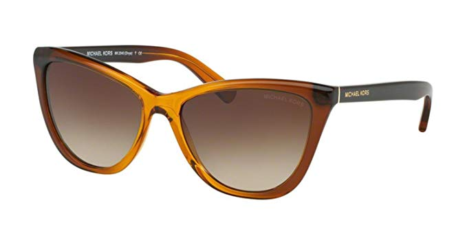 Michael Kors MK 2040 Sunglasses - Amber Gradient-Daily Steals