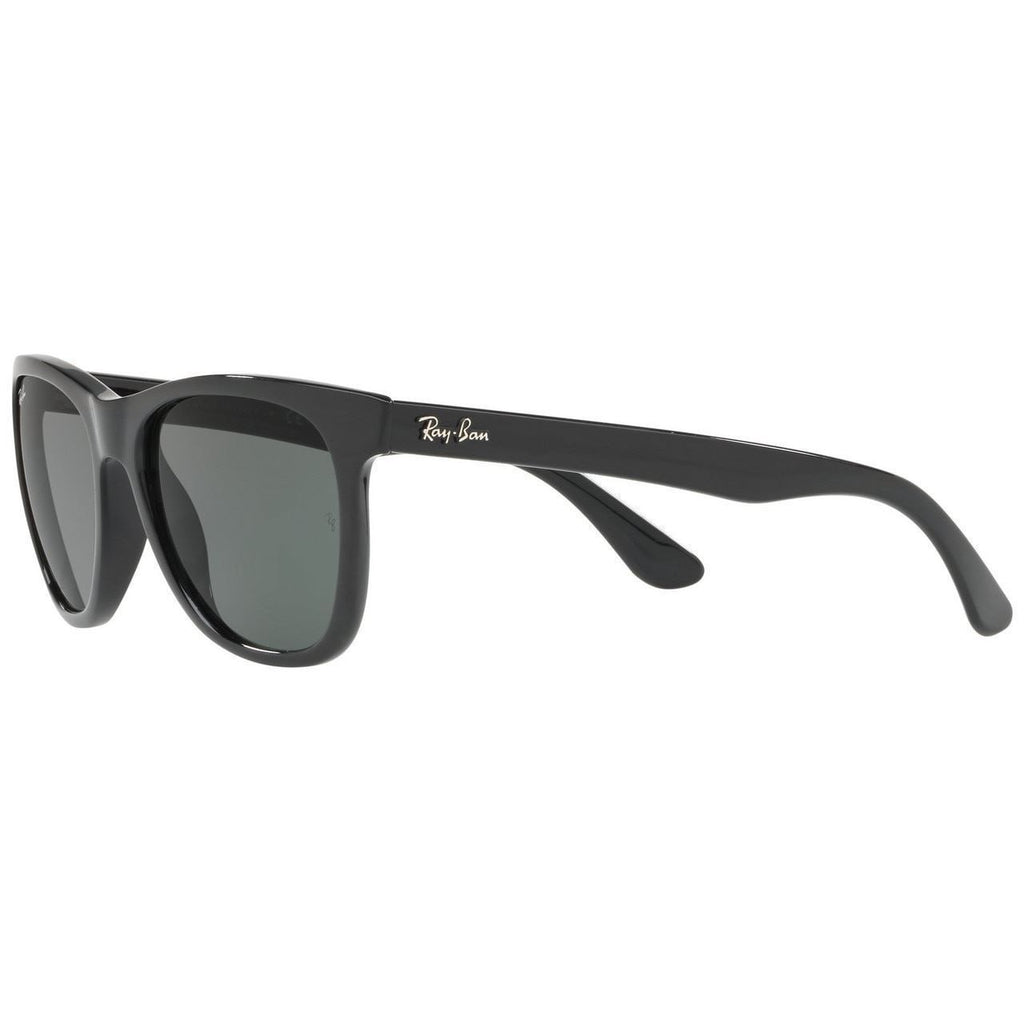 a5accfb844 Daily Steals-Ray-Ban RB4184 601 71 Highstreet Sunglasess Black Frame With  Green