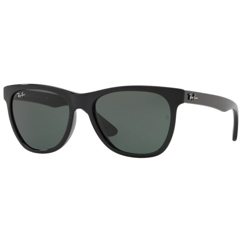 25b5608568 Ray-Ban RB4184 601 71 Highstreet Sunglasess Black Frame With Green B-1 – Daily  Steals