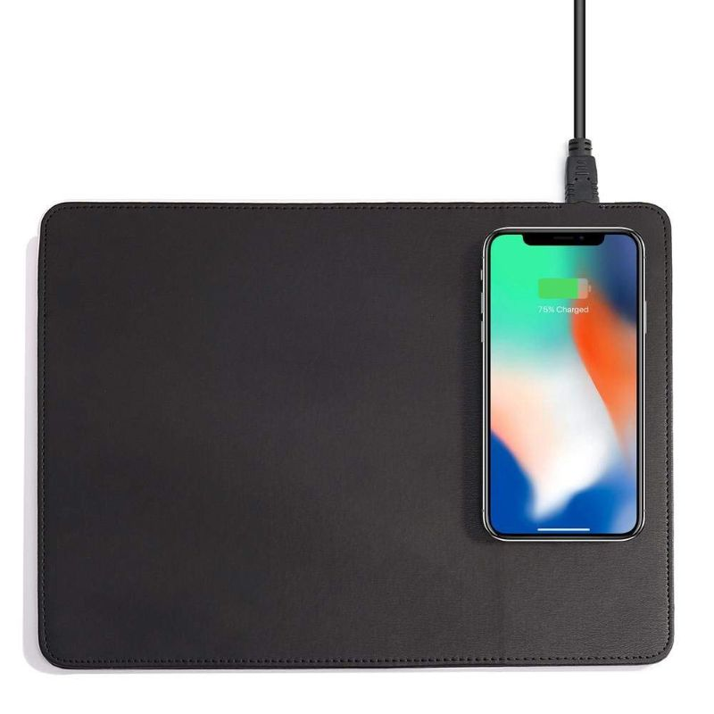 2 in 1 Wireless Charging Mouse Pad 10W-Daily Steals
