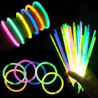 1000 Glow Sticks Bulk Party Favors with Connectors-
