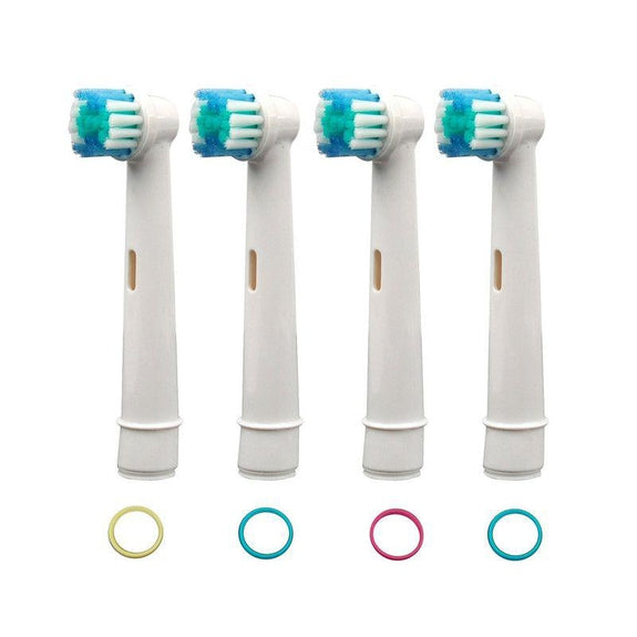 Oral B Replacement Toothbrush Heads-4 Pack-Daily Steals