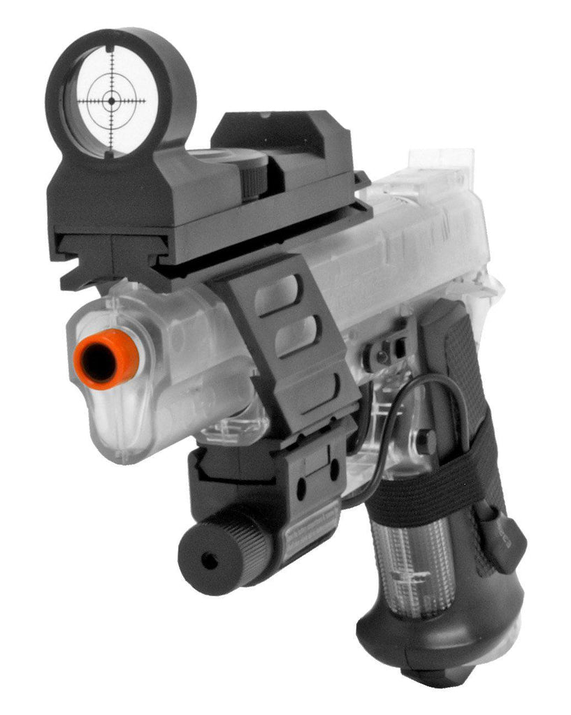 Daily Steals-Colt Combat Commander Spring Powered Airsoft Pistol-Outdoors and Tactical-