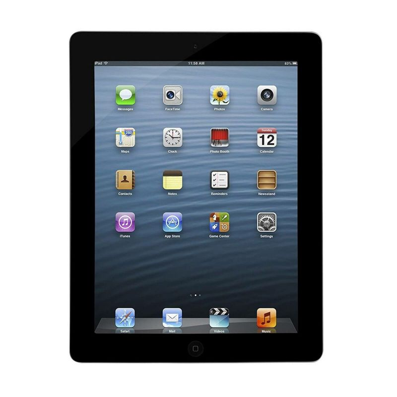 Apple iPad 3 Retina Display Tablet - Wi-Fi-Black-16GB-Daily Steals