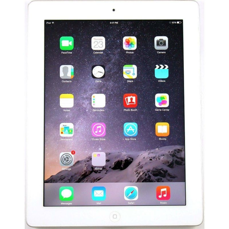 Apple iPad 3 Retina Display Tablet - Wi-Fi-Black-32GB-Daily Steals