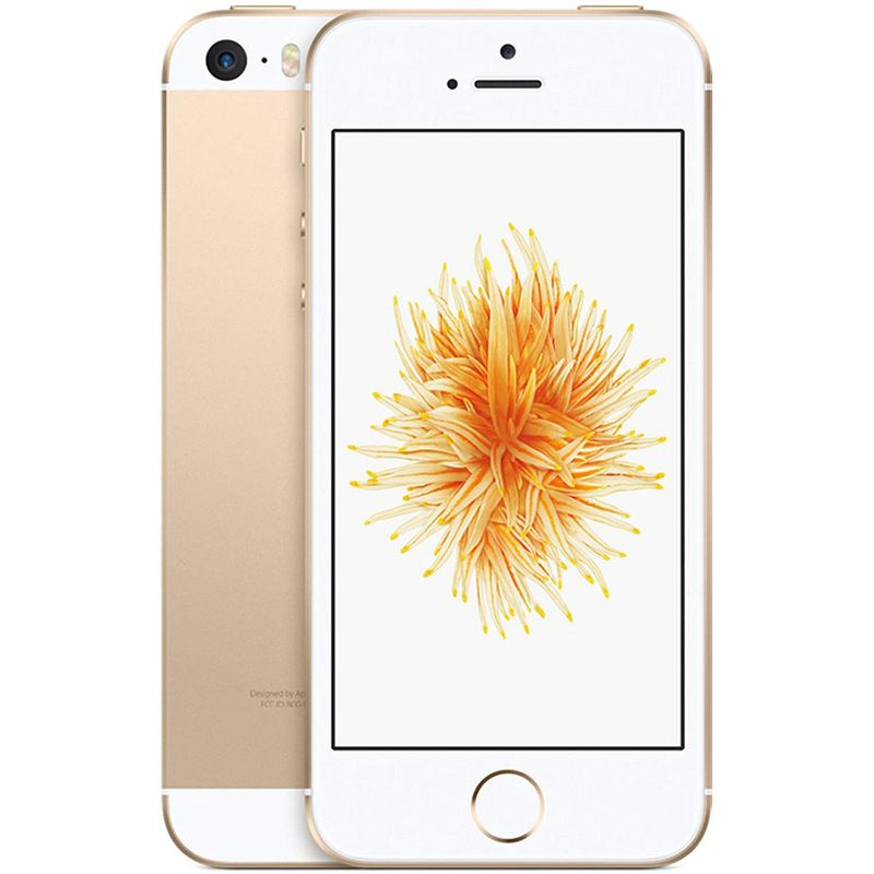 Apple iPhone SE Unlocked GSM Smartphone-Gold-64GB-Daily Steals