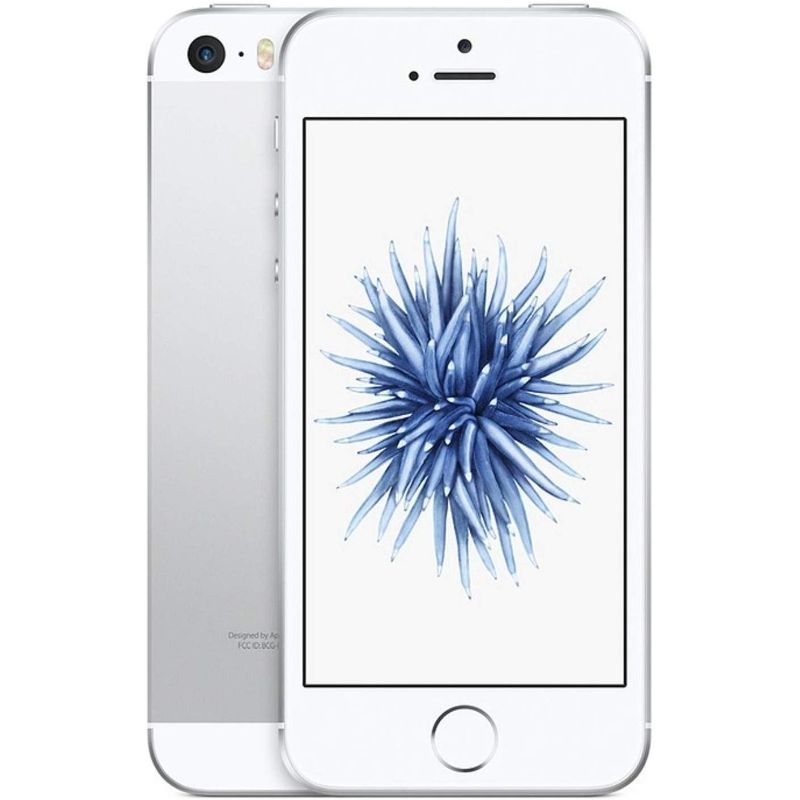 Apple iPhone SE Unlocked GSM Smartphone-Silver-128GB-Daily Steals