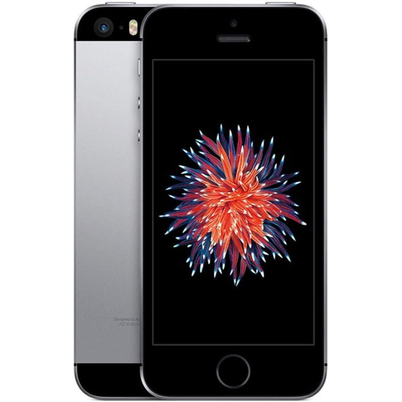 Apple iPhone SE Unlocked GSM Smartphone-Space Gray-128GB-Daily Steals