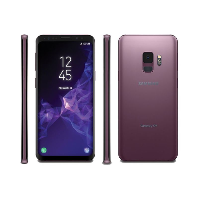 Samsung Galaxy S9 Fully Unlocked 64GB Smartphone - Scratch and Dent
