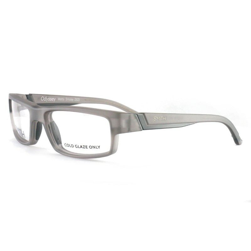 Smith Men's Eyeglasses Odyssey 0GD 53 19 140 Smoke