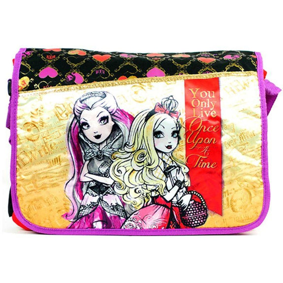 Children's Messenger Bag-Gold Once Upon a Time-Daily Steals