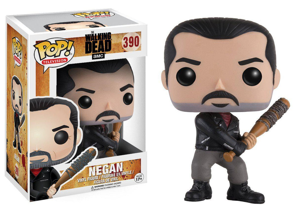 Funko POP Collectible Figures-POP Television: TWD - Negan-Daily Steals