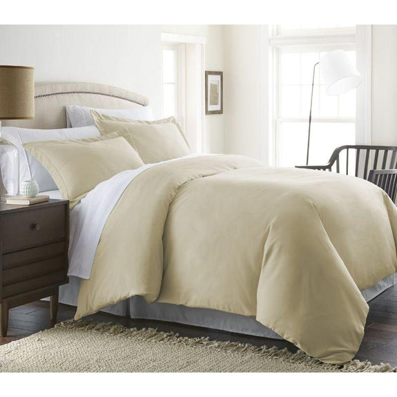 Premium Collection Ultra-Soft Sheet Set (3- or 4-Piece)-Cream-California King-Daily Steals