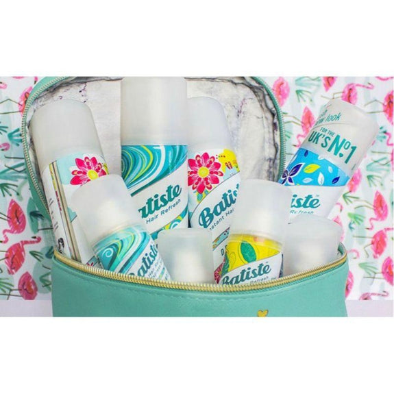 Shampooing sec Batiste 6,7 oz - 6 paquets de parfums assortis - Vol quotidien