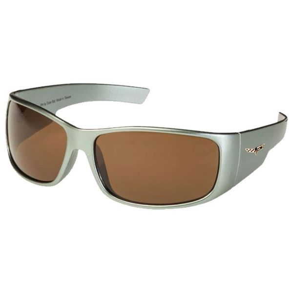 Corvette C6 Polarized Sunglasses El Series 5 Sports Styles by Solar Bat-CV-BD3 Brown Green Mirrored Polarized-Daily Steals