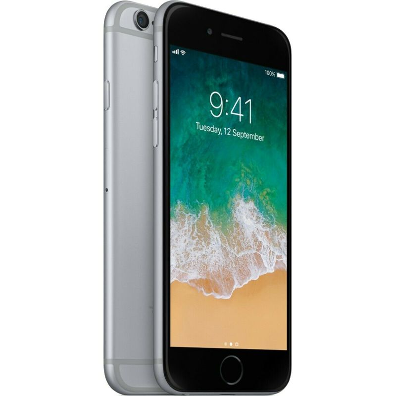 Apple iPhone 6 Factory Unlocked GSM Smartphone - 64GB-Space Grey-Daily Steals