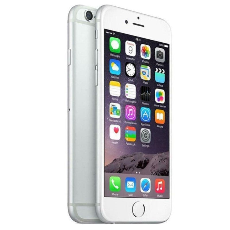 Apple iPhone 6 Factory Unlocked GSM Smartphone - 64GB-Silver-Daily Steals