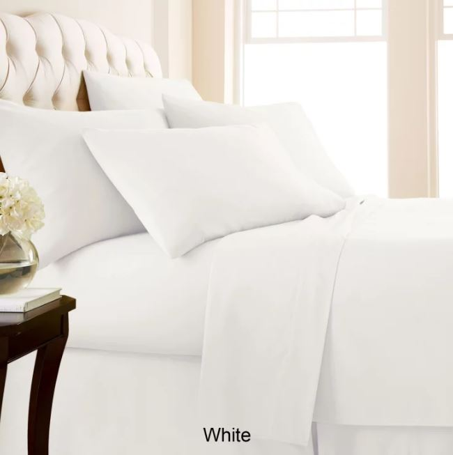 Bamboo Comfort 6-Piece Luxury Sheet Set