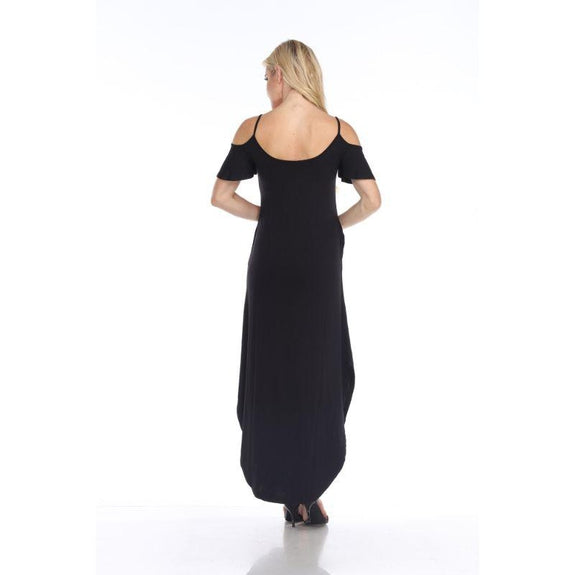 WhiteMark 'Lexi' Maxi Dress-Daily Steals