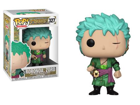Funko POP Collectible Figures-Pop Anime: One Piece Roronoa Zoro # 327-Daily Steals