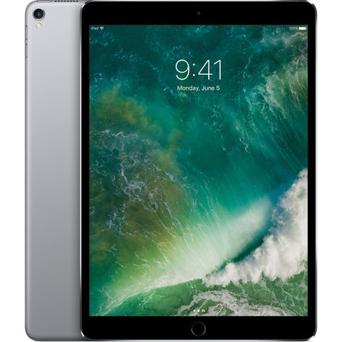 "Daily Steals-Apple 10.5"" iPad Pro (64GB, Wi-Fi)-Tablets-Space Grey-"