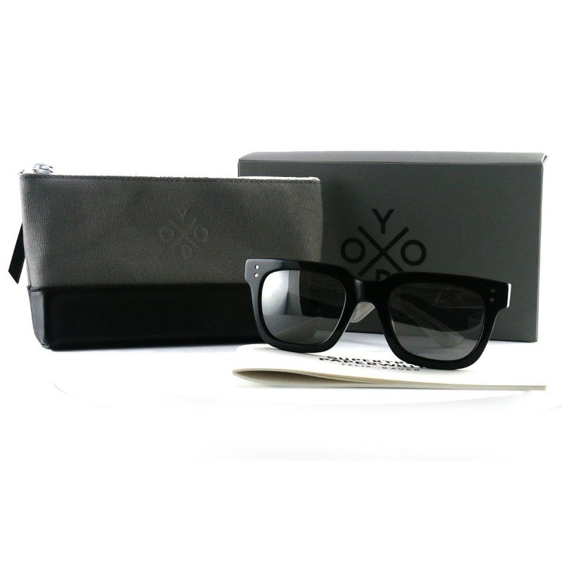 OXYDO Women's Sunglasses OX 1084 FB Black 50 22 145