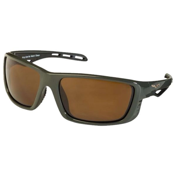 Corvette C6 Polarized Sunglasses El Series 5 Sports Styles by Solar Bat-CV-PHRC Brown Green Mirrored Polarized-Daily Steals