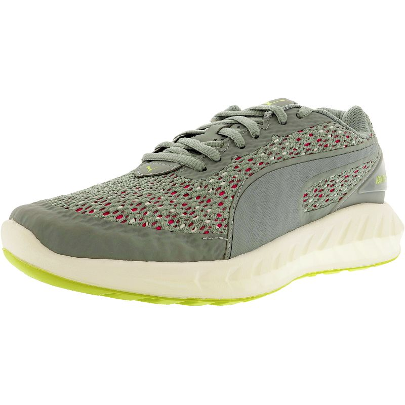 Puma Men's Ignite Ultimate Layered Glow Ankle-High Running Shoe-6-Daily Steals
