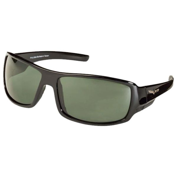 Corvette C6 Polarized Sunglasses El Series 5 Sports Styles by Solar Bat-CV-JH1 Brown Polarized-Daily Steals