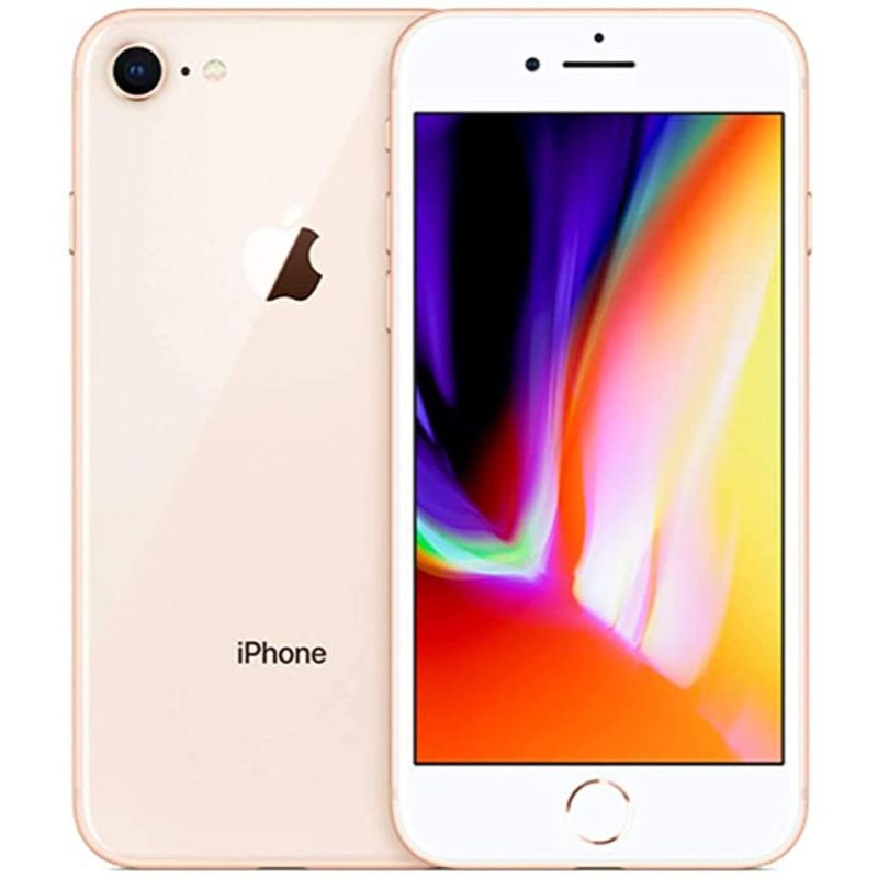 Apple iPhone 8 256GB GSM Unlocked with USB Cable and Adapter