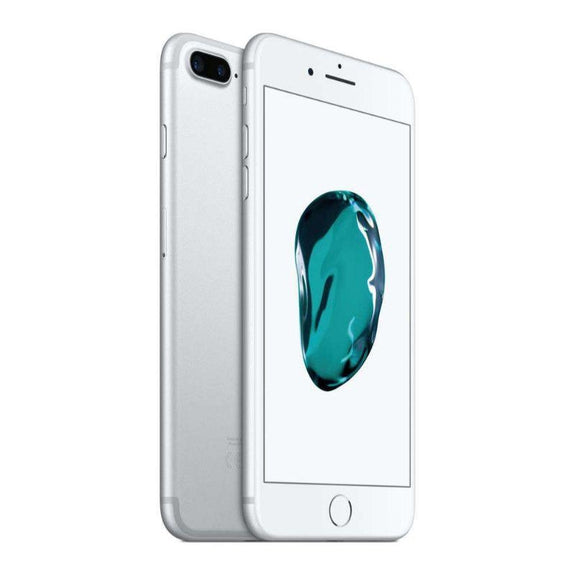 Apple iPhone 7 Plus GSM Desbloqueado-Plata-iPhone 7 Plus-128GB-Robaciones diarias