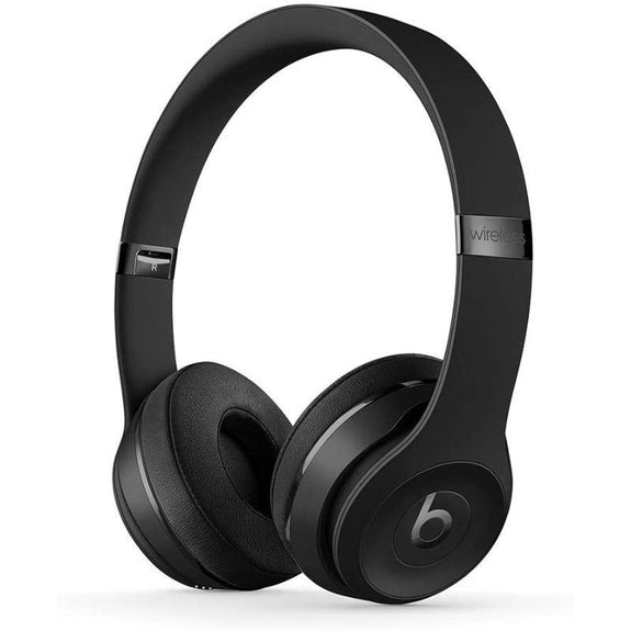 Beats Solo3 Club Collection Wireless On-Ear Headphones-Matte Black-Daily Steals