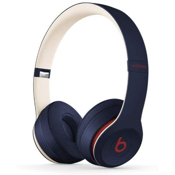 Beats Solo3 Club Collection Wireless On-Ear Headphones-Club Navy-Daily Steals