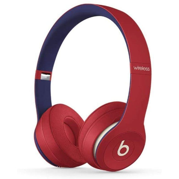 Beats Solo3 Club Collection Wireless On-Ear Headphones-Club Red-Daily Steals