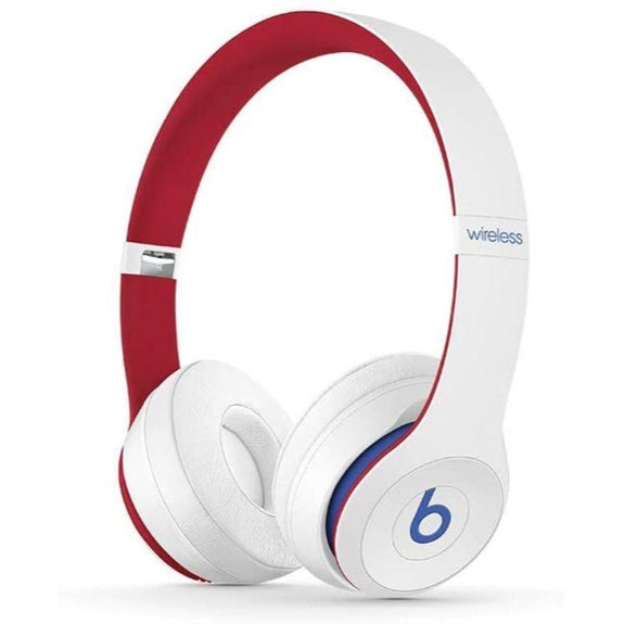 Beats Solo3 Club Collection Wireless On-Ear Headphones-Club White-Daily Steals