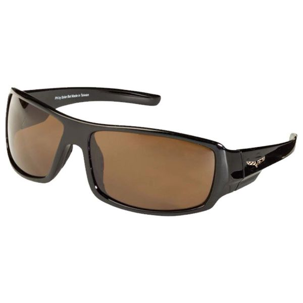 Corvette C6 Polarized Sunglasses El Series 5 Sports Styles by Solar Bat-CV-JH1 Brown Green Mirrored Polarized-Daily Steals