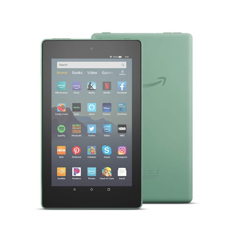 Amazon Fire 7, 2019 Edition 32GB-Sage-Daily Steals