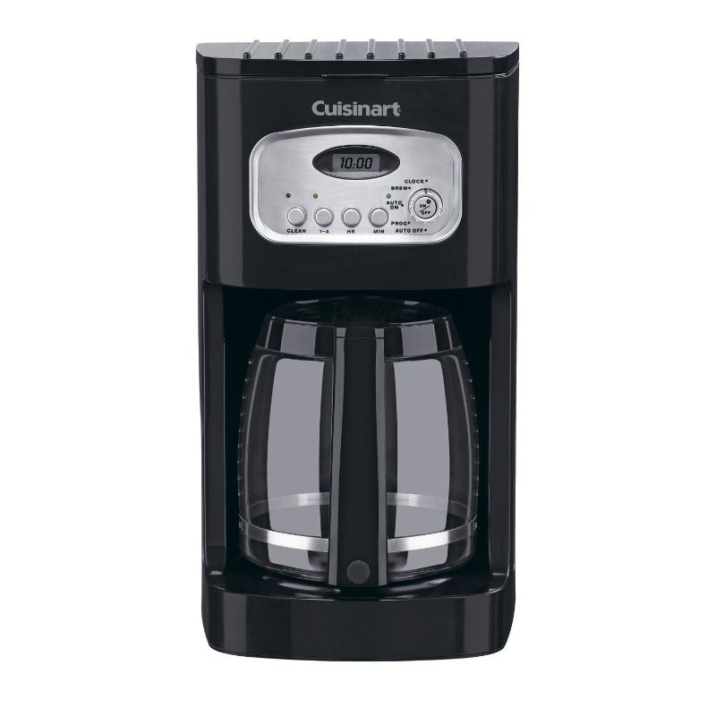 Cuisinart 12-Cup Programmable Coffeemaker-Daily Steals