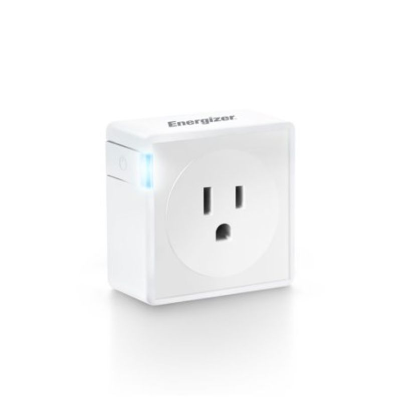 Energizer Connect WIFI Smart Plug used with IOS & Android-Daily Steals