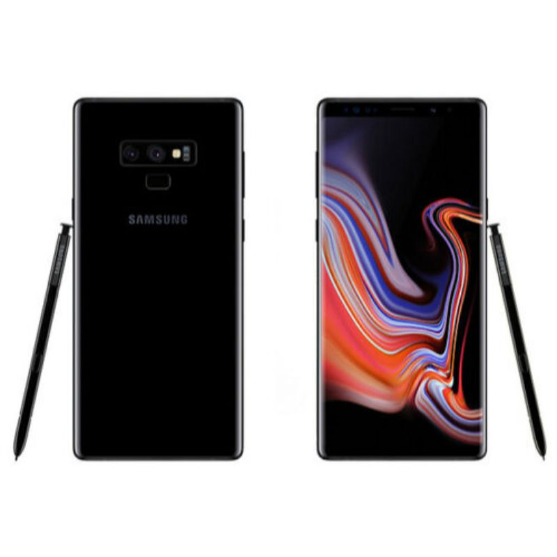 Samsung Galaxy Note 9 128GB Verizon & GSM Unlocked Smart Phone-Midnight Black-Daily Steals