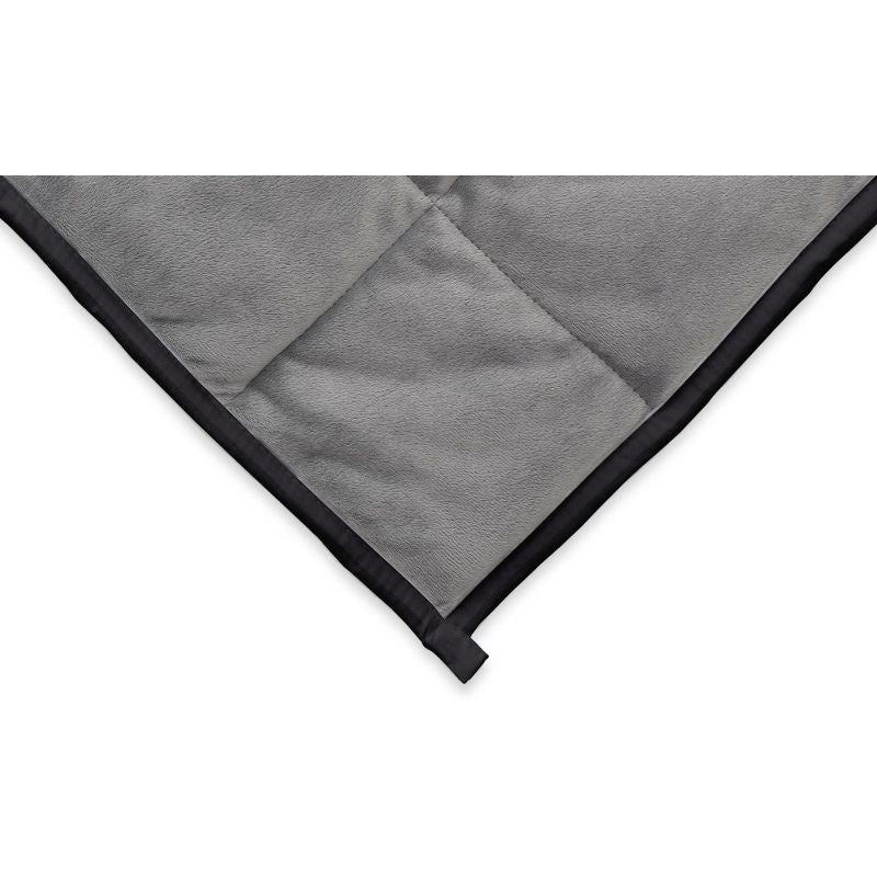 Ella Jayne Reversible Anti-Anxiety Weighted Microfiber Blanket-Daily Steals