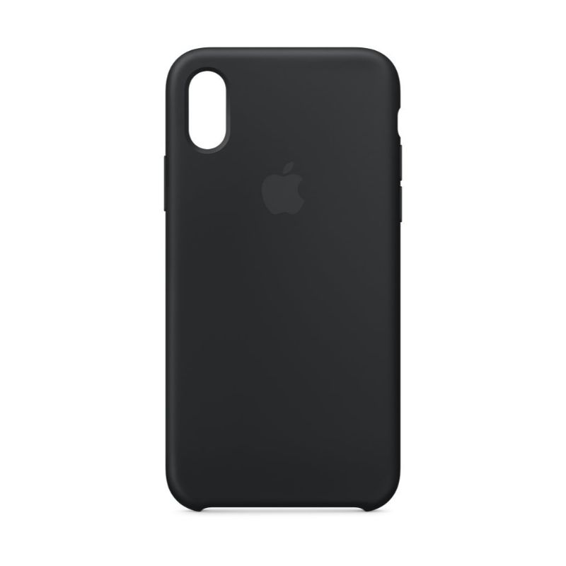 Apple Silicone Case for iPhone X/Xs-Black-Daily Steals