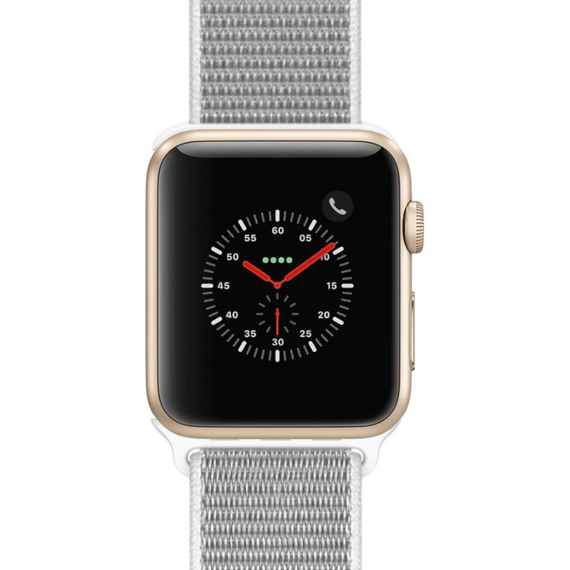 Apple Watch Series 2 38mm, WiFi-Gold with Seashell Sport Loop-Daily Steals