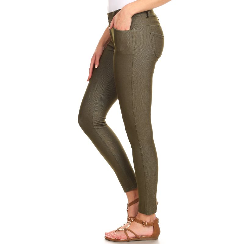 Ensemble de coton Jeggings-Daily Steals pour femme