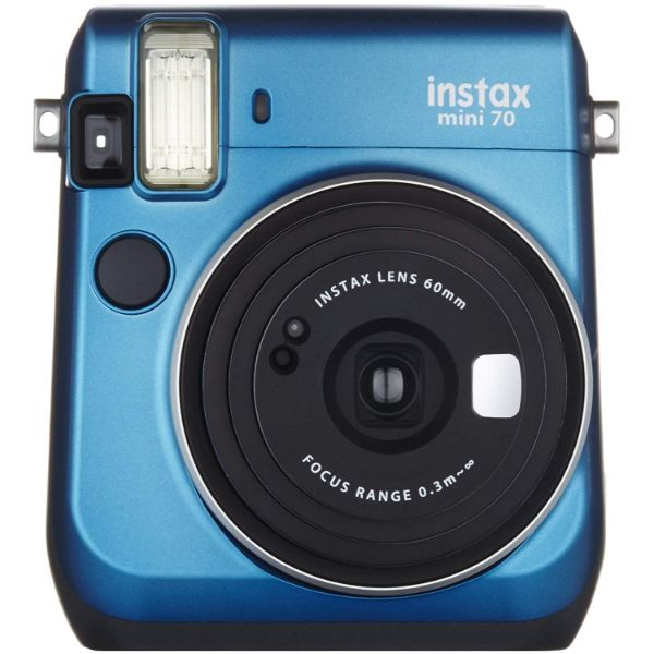 Fujifilm Instax Mini 70 - Instant Film Camera-Blue-Daily Steals